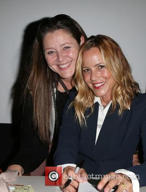 Camryn Manheim and Maria Bello