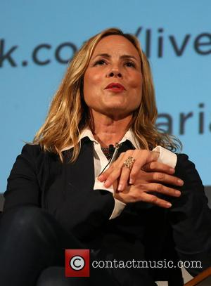 Maria Bello - Live Talks Los Angeles with Mario Bello In Conversation with Camryn Manheim at the Aero Theater at...