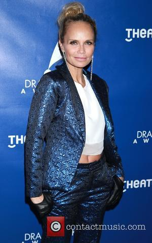 Kristin Chenoweth - A host of celebrities were snapped as they arrived for the 2015 Drama Desk Award nominees reception...