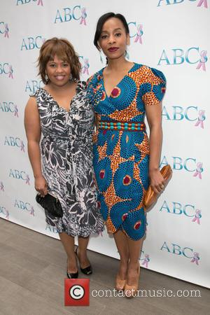 Chandra Wilson and Anika Noni Rose