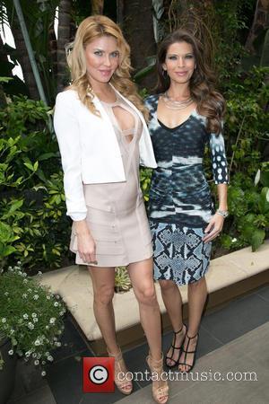 Brandi Glanville and Adrienne Janic