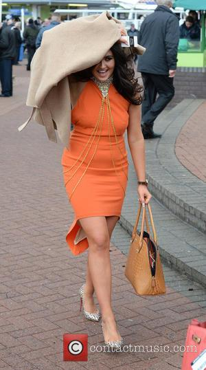 Charlotte Dawson - Celebrities at Boodles Festival Chester Race Course, Chester - Manchester, United Kingdom - Wednesday 6th May 2015