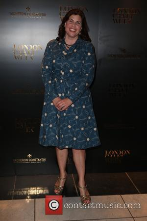 Kirstie Allsopp - Guests attend London Craft Week Launch party event at the Victoria and Albert Museum, London at V...