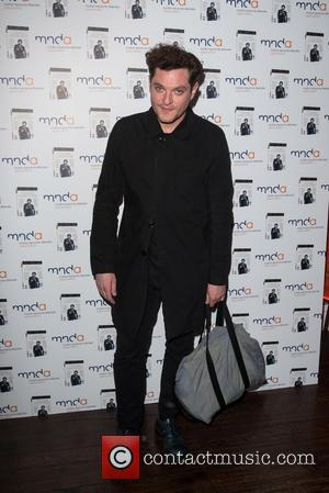 Mathew Horne - 'The Theory of Everything' private film screening held at the Soho Hotel - Arrivals. - London, United...