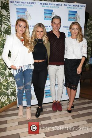 Georgia Kousoulou, Danielle Armstrong, Bobby Norris, Lydia Bright and Lydia Rose Bright