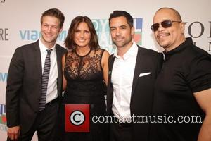 Mariska Hargitay, Peter Scanavino, Danny Pino and Ice T