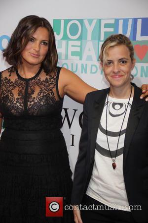 Mariska Hargitay and Samantha Ronson