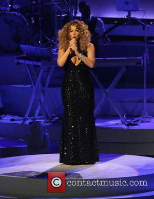Mariah Carey Plays The Diva In Las Vegas On Opening Night Of '#1 To Infinity' Residency
