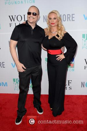 Ice T , Coco - Mariska Hargitay's Joyful Heart Foundation Hosts Joyful Revolution Gala - Red Carpet Arrivals - New...