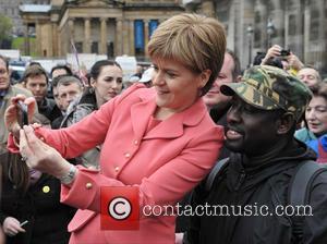 Nicola Sturgeon and Atmosphere