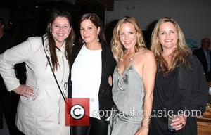 Camryn Manheim, Marcia Gay Harden, Maria Bello and Clare Munn