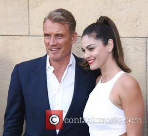 Dolph Lundgren - Premiere Of 'Skin Trade' at the Egyptian Theatre - Arrivals at Egyptian Theatre - Los Angeles, California,...