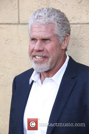 Ron Perlman - Premiere Of 'Skin Trade' at the Egyptian Theatre - Arrivals at Egyptian Theatre - Los Angeles, California,...