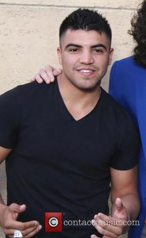 Victor Ortiz - Premiere Of 'Skin Trade' at the Egyptian Theatre - Arrivals at Egyptian Theatre - Los Angeles, California,...