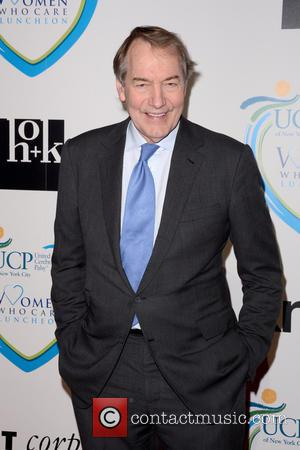 Charlie Rose - 14th Annual Women Who Care Awards Luncheon - Red Carpet Arrivals - Manhattan, New York, United States...