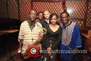 Harlem, Antonie Roney, Aruán Ortiz, Luques Curtis, Robin Bell-stevens and Will Calhoun