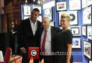 Kerry Katona and George Kay - Kerry Katona and husband George Kay attend Miss Manchester 2015 at Prince Hotel -...