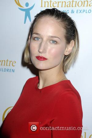 Leelee Sobieski - International Center for Missing and Exploited Children's Inaugural Gala - Red Carpet Arrivals - New York, New...