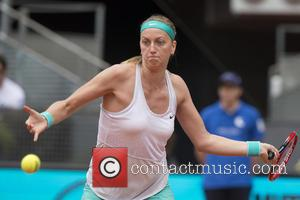 Tennis and Petra Kvitova