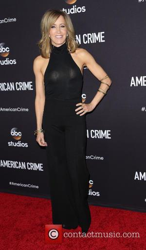 Felicity Huffman - 'American Crime' ATAS special screening held at Walt Disney Studio - Arrivals at Disney - Los Angeles,...