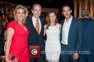 Annie Costner, Daniel Arthur Cox and Susana Gallardo