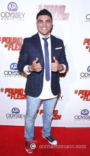 Victor Ortiz - Premiere of 'Pound of Flesh' held at Pacific Theatres at The Grove - Arrivals at Pacific theatre...