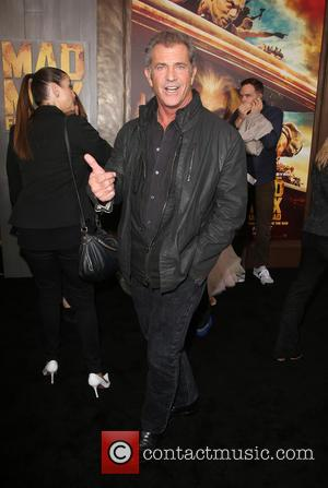 Mel Gibson - Premiere of 'Mad Max: Fury Road' - Arrivals at TCL Chinese Theatre IMAX - Hollywood, California, United...