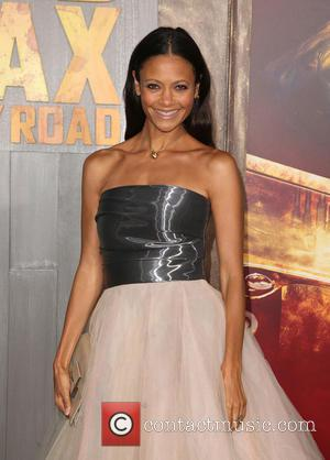 Thandie Newton - Premiere of 'Mad Max: Fury Road' - Arrivals at TCL Chinese Theatre IMAX - Hollywood, California, United...
