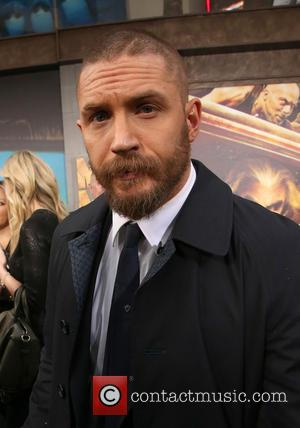 Tom Hardy - Premiere of 'Mad Max: Fury Road' - Arrivals at TCL Chinese Theatre IMAX - Hollywood, California, United...