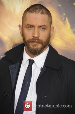 Tom Hardy - A host of stars were photographed as they arrived for the premiere of the new action movie...