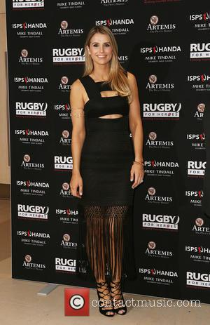 Vogue Williams - The ISPS Handa Mike Tindall 3rd Annual Celebrity Golf Classic at Celebrity Golf Classic - London, United...
