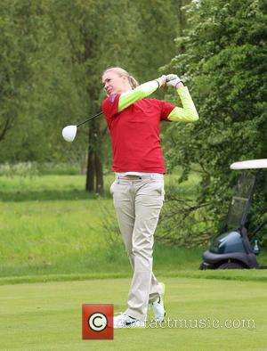 Jodie Kidd - The ISPS Handa Mike Tindall 3rd Annual Celebrity Golf Classic at Celebrity Golf Classic - London, United...
