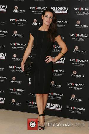 Kirsty Gallacher - The ISPS Handa Mike Tindall 3rd Annual Celebrity Golf Classic at Celebrity Golf Classic - London, United...