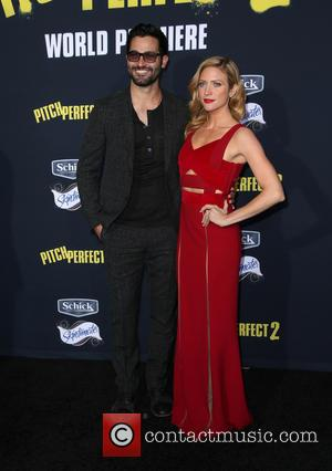 Brittany Snow and Tyler Hoechlin