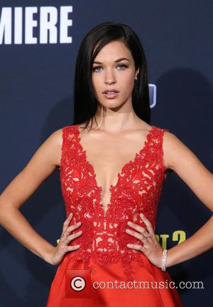 Alexis Knapp - A host of stars were photographed as they arrived for the Los Angeles Premiere of the comedy...