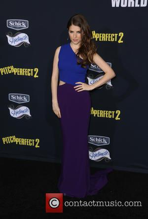 Anna Kendrick - A host of stars were photographed as they arrived for the Los Angeles Premiere of the comedy...