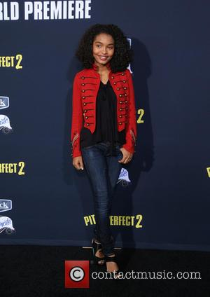 Yara Shahidi. - A host of stars were photographed as they arrived for the Los Angeles Premiere of the comedy...