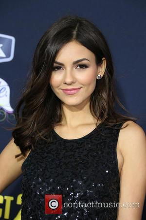 Victoria Justice - A host of stars were photographed as they arrived for the Los Angeles Premiere of the comedy...