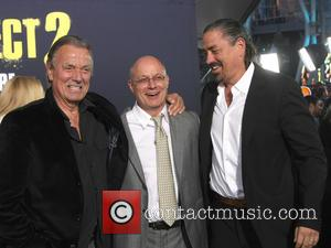 Eric Braeden, Paul Brooks and Christian Gudegast