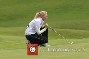Jodie Kidd - Celebrities at the Mike Tindall Annual Celebrity Golf Classic - London, United Kingdom - Friday 8th May...