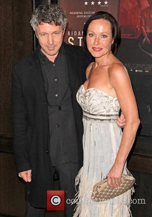 Aidan Gillen and Amanda Mealing - UK Premiere of 'Still' at the Regent Street Cinema at Regent Street Cinema -...