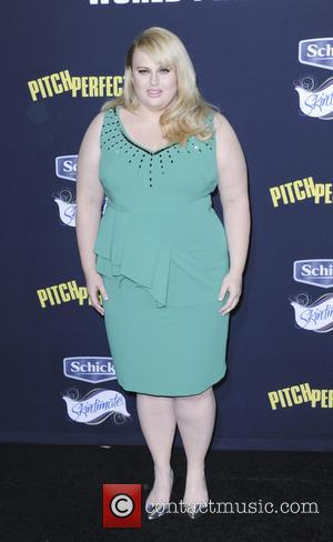 Rebel Wilson - 'Pitch Perfect 2' world premiere at the...