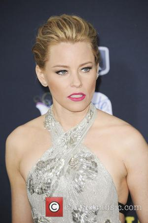 Elizabeth Banks - A host of stars were photographed as they arrived for the Los Angeles Premiere of the comedy...