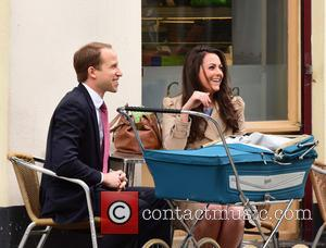 Prince William, Catherine and Duchess Of Cambridge Look-a-like