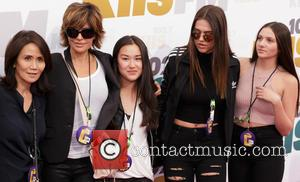 Lisa Rinna - A variety of stars from the music industry were snapped as they arrived at KIIS FM's Wango...