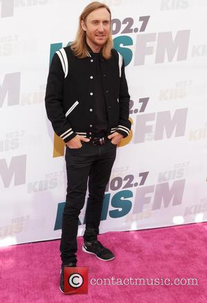 David Guetta - A variety of stars from the music industry were snapped as they arrived at KIIS FM's Wango...