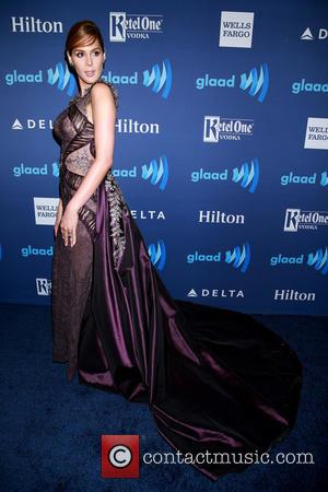 Carmen Carrera - A host of celebrities were snapped as they arrived to the 26th Annual GLAAD Media Awards which...