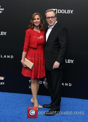 Elizabeth Canney and Brad Bird