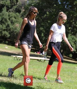Gigi Hadid and Taylor Swift