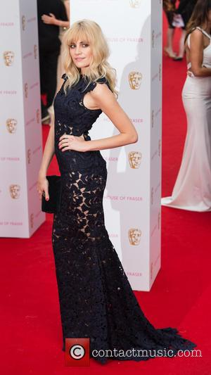 Pixie Lott - The House of Fraser British Academy Television Awards 2015 held at Theatre Royal, Drury Lane - Arrivals...